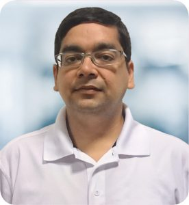 Rachit Agarwal - VP of Development at Campbell Custom Software Development