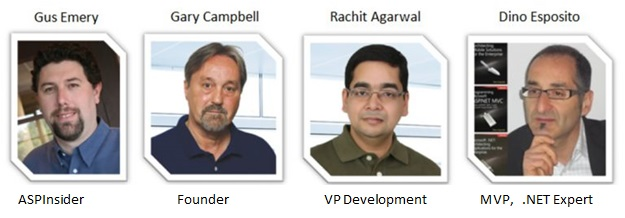 Campbell Custom Software Development Team
